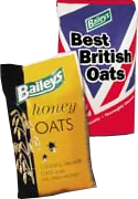 Baileys Best British Oats & Honey Oats