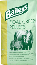 Baileys Foal Creep Pellets