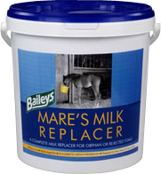 Baileys Mare's Milk Replacer