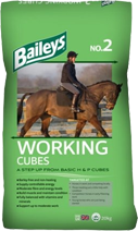 Baileys No. 2 Working Horse & Pony Cubes